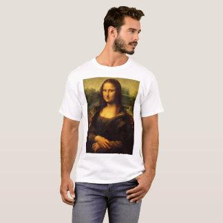 Camiseta Mona Lisa Original - Leonardo Da Vinci