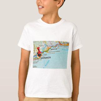 Camiseta Monaco, Monte - Carlo