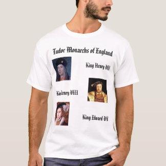 Camiseta Monarca de Tudor de Inglaterra