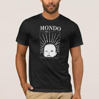 Camiseta Mondo 2000 como rápido é você? como denso?