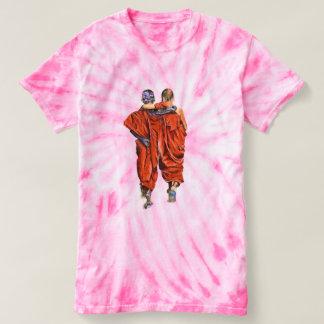 Camiseta Monges budistas