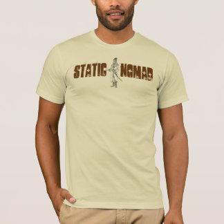 Camiseta mongol estático