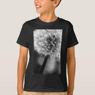 Camiseta Monochrome do dente-de-leão