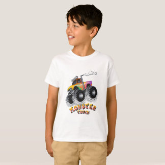 Camiseta Monster truck