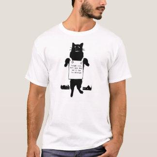 Camiseta Monstro Cat
