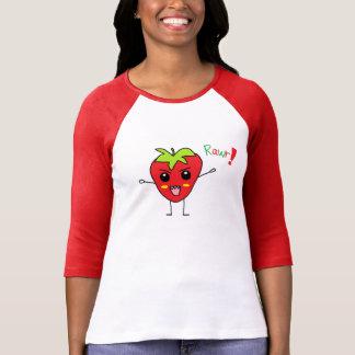 Camiseta Monstro da morango