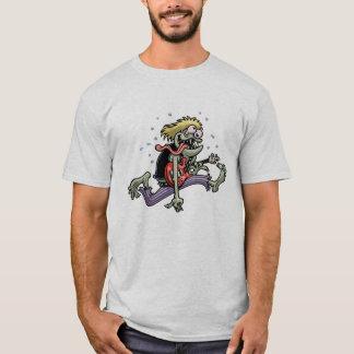 Camiseta Monstro da rocha