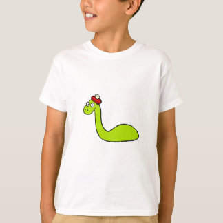 Camiseta Monstro de Loch Ness