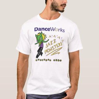 Camiseta Monstro do jazz