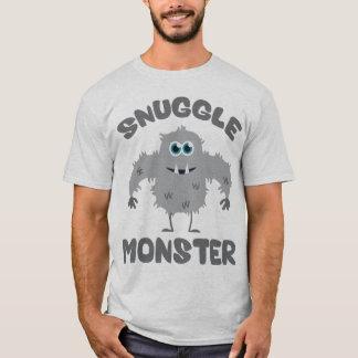 Camiseta Monstro do Snuggle
