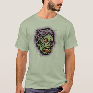 Camiseta Monstro do zombi (choque)