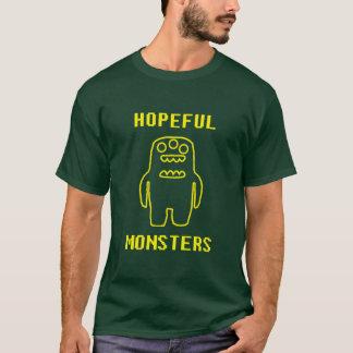 Camiseta Monstro esperançosos