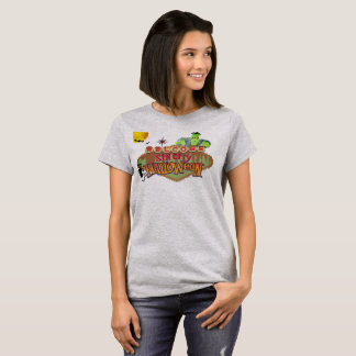 Camiseta Monstro Sin City o Dia das Bruxas