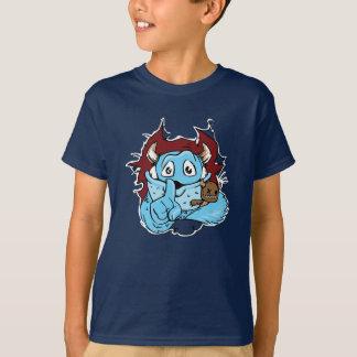 Camiseta Monstros pequenos