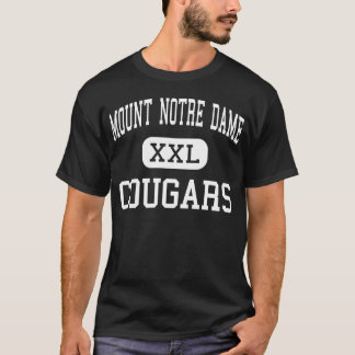 Camiseta Montagem Notre Dame - pumas - alta - Cincinnati
