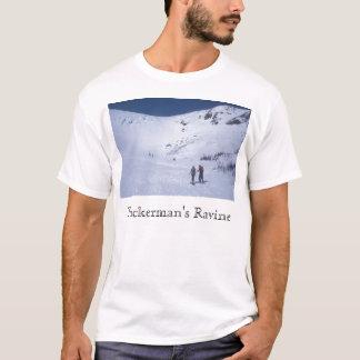 Camiseta Montagem Washington de Skiiers da ravina de