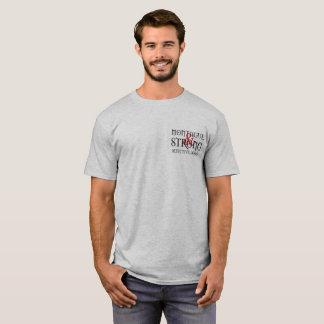 Camiseta Montague & t-shirt forte da agência de detetive