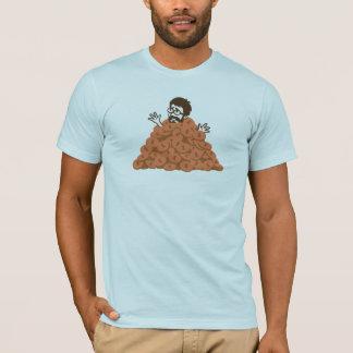 Camiseta Montanha da moeda de um centavo