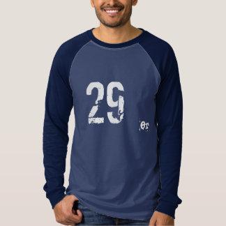Camiseta montanha de 29er MTB que Biking o t-shirt escuro