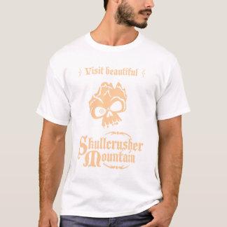 Camiseta Montanha de Skullcrusher