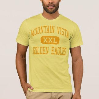 Camiseta Montanha Vista - Eagles dourado - rancho das