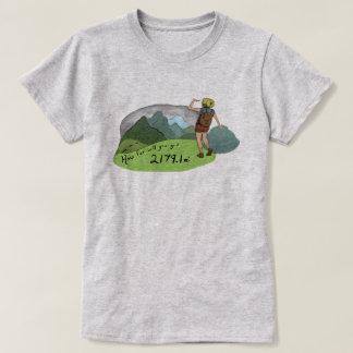 Camiseta Montanhas apalaches da fuga
