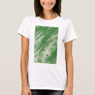 Camiseta Montanhas apalaches no estilo das caraíbas de