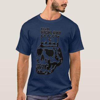 Camiseta Montanhas da equipe
