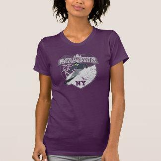 Camiseta Montanhas de Adirondack do esqui, NY