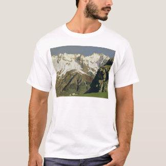 Camiseta Montanhas de Mont Blanc, 1897