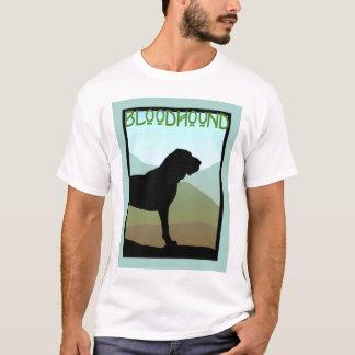 Camiseta Montanhas do Bloodhound