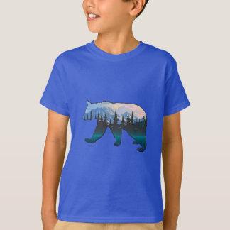 Camiseta Montanhas na névoa
