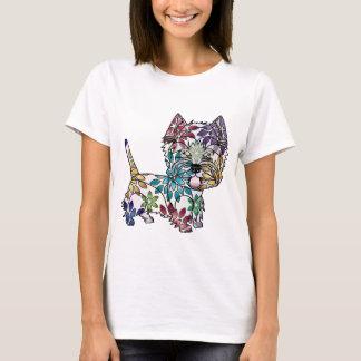 Camiseta Montanhas Terrier branco ocidentais - t-shirt