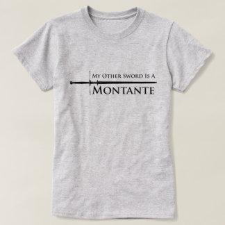 Camiseta Montante: A outra espada
