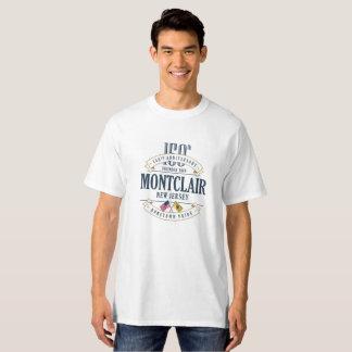 Camiseta Montclair, New-jersey 150th Anniv. T-shirt branco