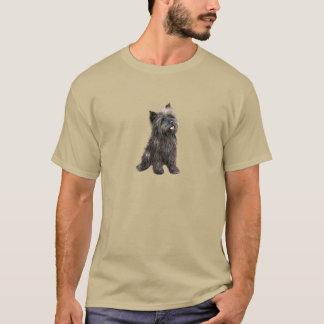 Camiseta Monte de pedras Terrier - rajado