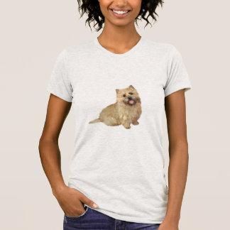 Camiseta Monte de pedras Terrier - vermelho claro