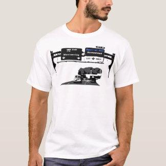 Camiseta monte do esquilo de pittsburgh