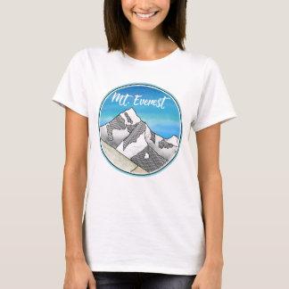 Camiseta Monte Everest
