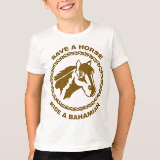 Camiseta Monte um Bahamian