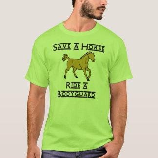 Camiseta monte uma escolta