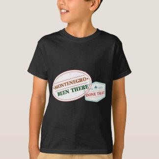Camiseta Montenegro feito lá isso