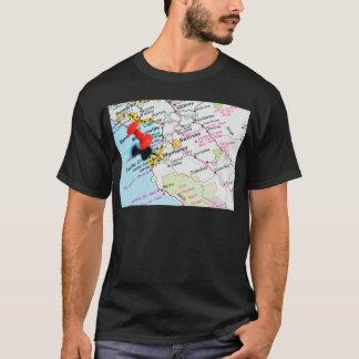 Camiseta Monterey, Califórnia
