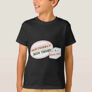 Camiseta Montserrat feito lá isso
