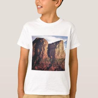 Camiseta monumento agradável da rocha