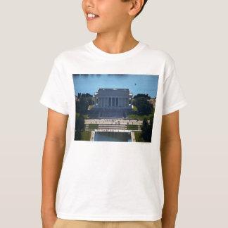 Camiseta Monumento de Lincon de Washington Monument.jpg