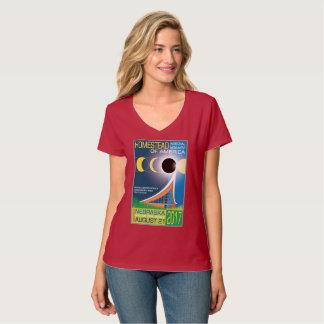 Camiseta Monumento nacional da herdade do eclipse de