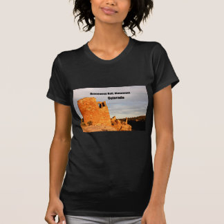 Camiseta Monumento nacional de Hovenweep, CO