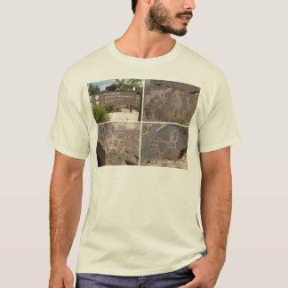Camiseta Monumento nacional do Petroglyph
