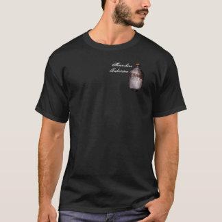Camiseta Moonshine o t-shirt do técnico